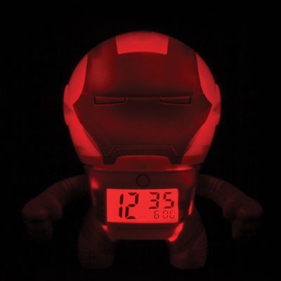 "Marvel® Ironman 7.5"" Tall Clock"