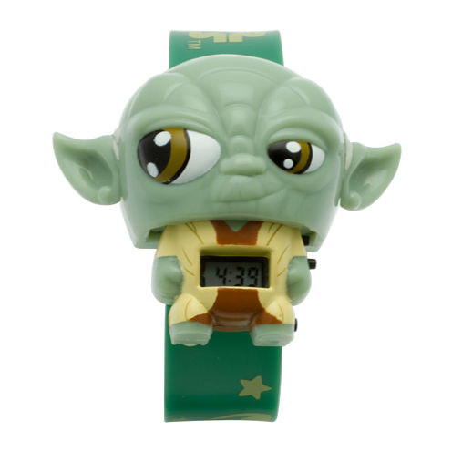 Star Wars® Bulb Botz Yoda Watch