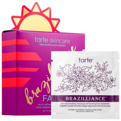 tarte Brazilliance™ Skin Rejuvenating Maracuja Self Tanning Face Towelettes