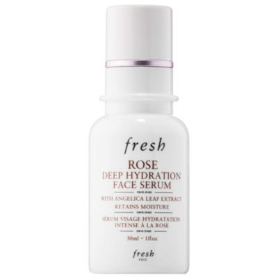 Fresh Rose Deep Hydration Face Serum