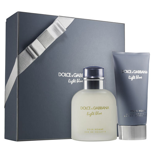 DOLCE&GABBANA Light Blue Pour Homme Duo Gift Set