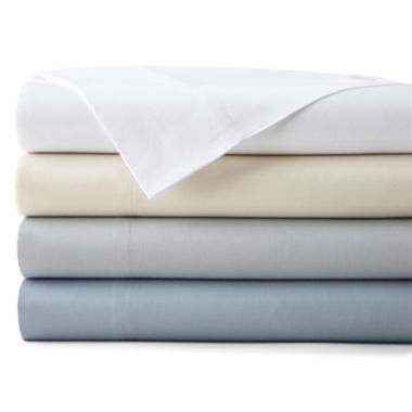 jcpenney.com | JCPenney Home™ 325tc Cotton Sheet Set