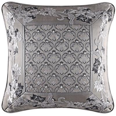 "Queen Street® Arabella 20"" Square Decorative Pillow"