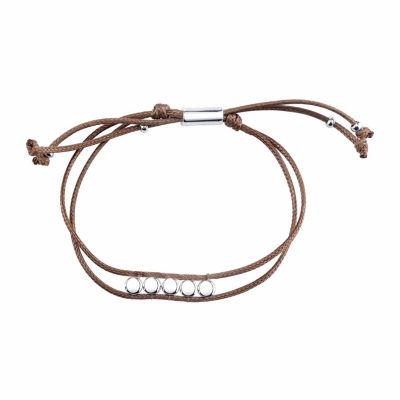 Bridge Jewelry Womens Wrap Bracelet