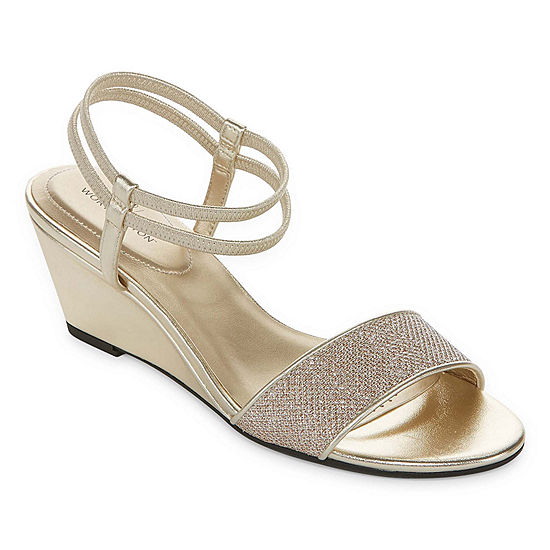 e6ab0ee7bd453 Worthington® Jarret Wedge Sandals - JCPenney