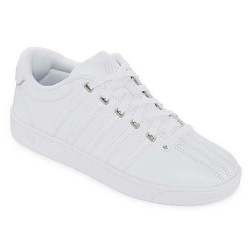 K-Swiss Court Pro II CMF Leather Womens Walking Shoes