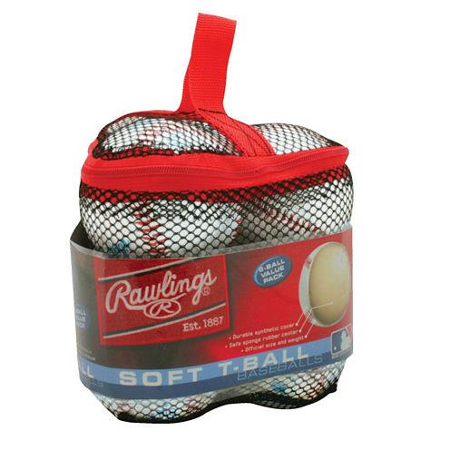 Rawlings Olb3 Balls In Mesh Bag 12-pc. Baseball