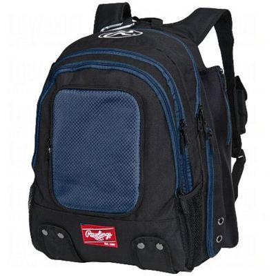 Rawlings Player Navy Baseball Bag