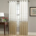 Homewear Thurston Light-Filtering Grommet-Top Curtain Panel