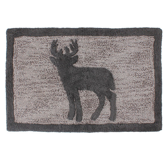 Saturday Knight Wilderness Calling Bath Rug