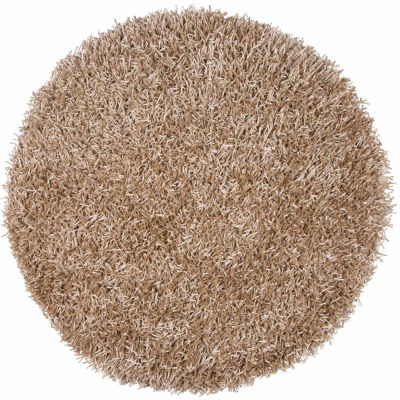 Rizzy Home Kempton Solid Round Rugs
