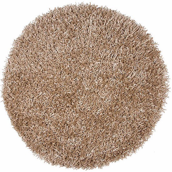 Rizzy Home Kempton Solid Round Indoor Rugs