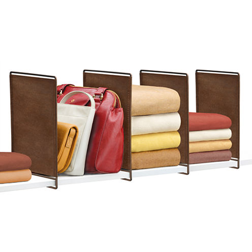 LYNK® Vela™ Set of 4 Shelf Dividers