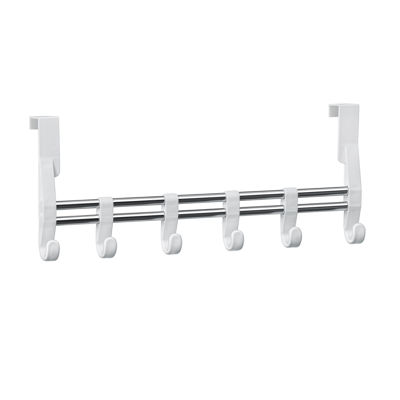 LYNK® 6-Hook Overdoor Rack