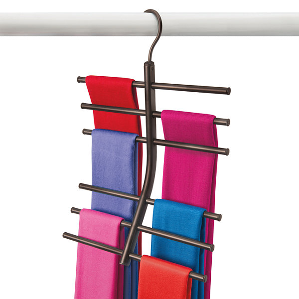 Lynk® Hanging Tiered Scarf Organizer