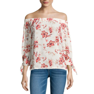 i jeans by Buffalo Cold Shoulder Top