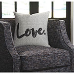 Signature Design by Ashley Mattia Square Throw Pillow