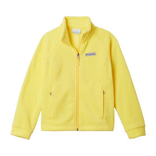 Columbia Sportswear Co. Little & Big Girls Fleece Lightweight Field Jacket