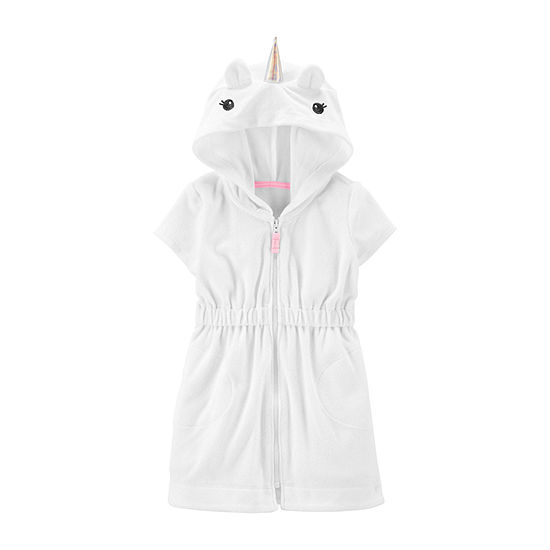 Carter's-Toddler Girls Swimsuit Cover-Up Dress