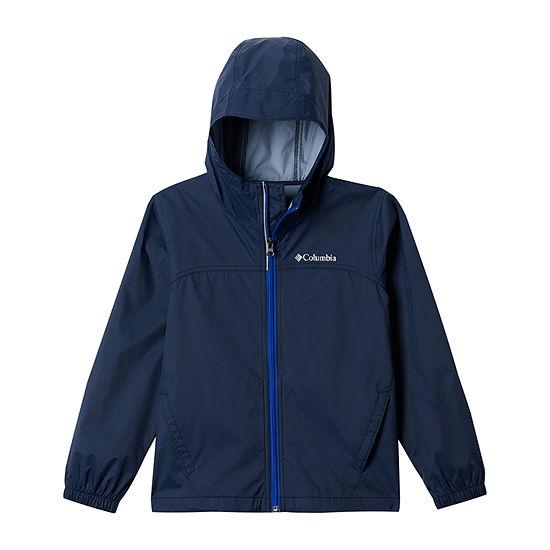 Columbia Sportswear Co. Little/ Big Kid Boys Lightweight Raincoat