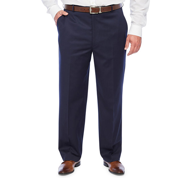 Stafford Super Suit Mens Classic Fit Suit Pants