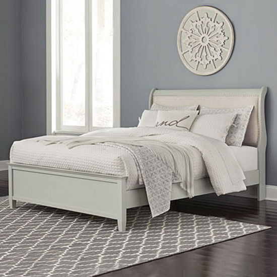 Signature Design by Ashley® Jorstad Sleigh Bed