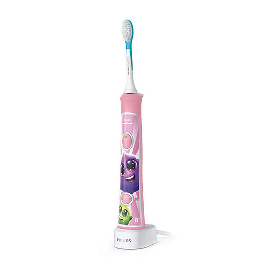 Philips Sonicare HX6351/41 Sonic Electric Toothbrush for Kids