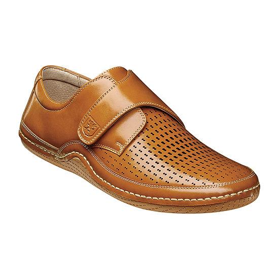Stacy Adams Mens Omega Slip-On Shoe