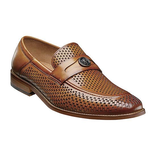 Stacy Adams Mens Belmiro Slip-On Shoe