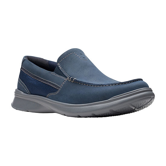 Clarks Mens Cotrell Easy Slip-On Shoe