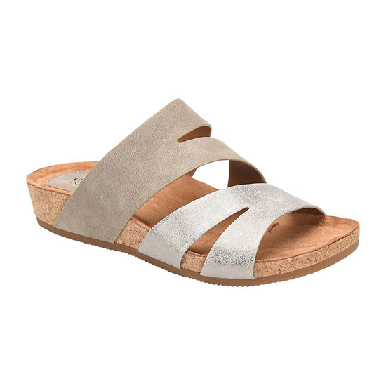 Eurosoft Gracie Womens Footbed Sandals