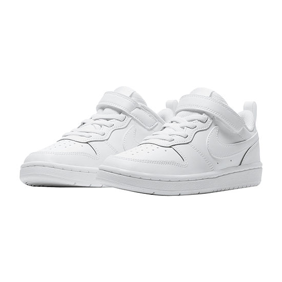 Nike Court Borough Low 2 Ps Little Kids Boys Running Shoes