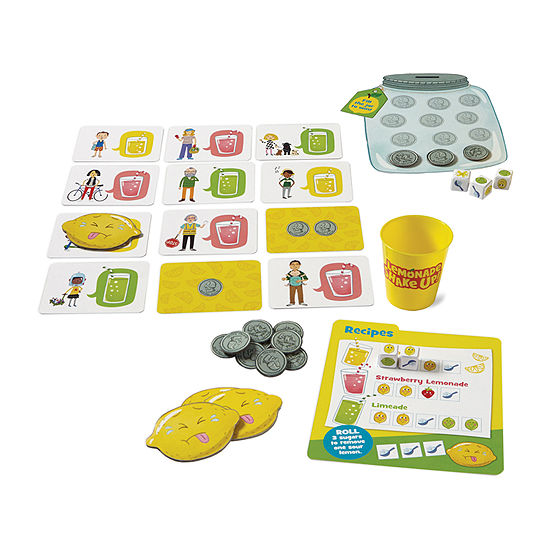 Peaceable Kingdom Lemonade Shake Up Board Game