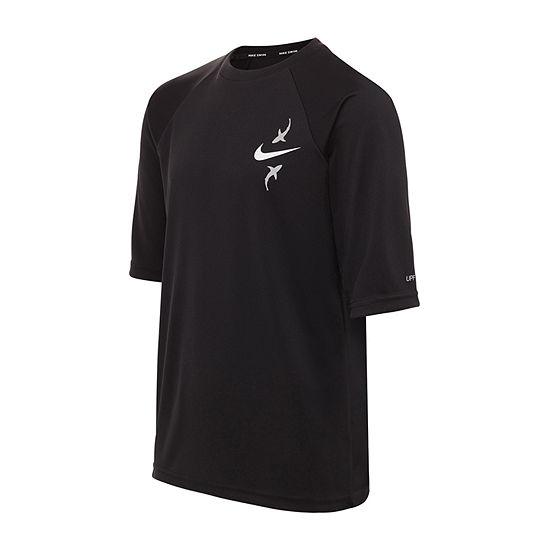 Nike Big Boys Swim Shirt