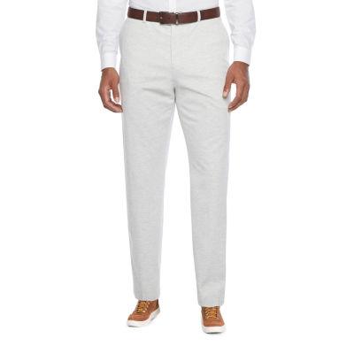 JF J.Ferrar 360 Knit Mens Stretch Slim Fit Suit Pants