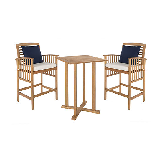 Pate Patio Collection 3-pc. Bistro Set