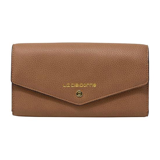 Liz Claiborne Envelope Accordian Wallet