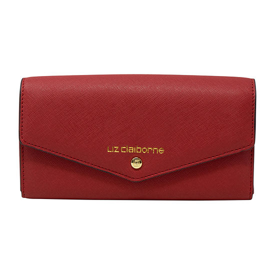 Liz Claiborne Envelope Accordian Wallet