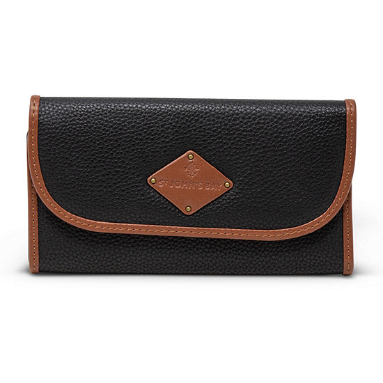 St. John's Bay Continental Clutch Wallet