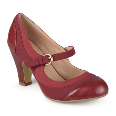 Journee Collection Siri Mary Jane Pumps