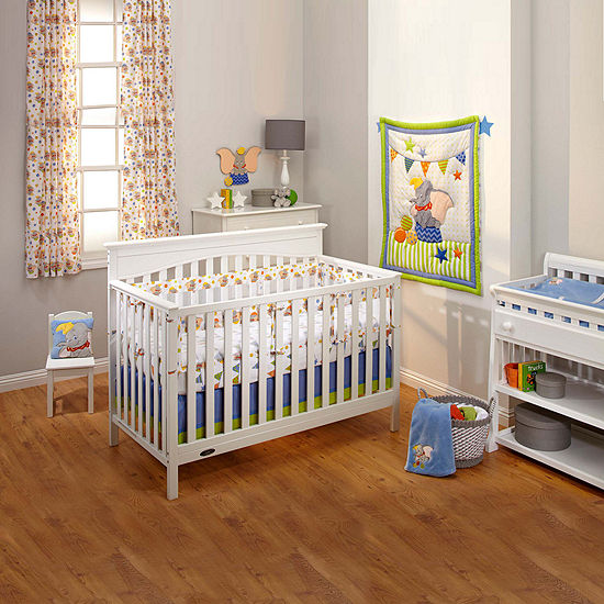 Disney Dumbo Crib Liners