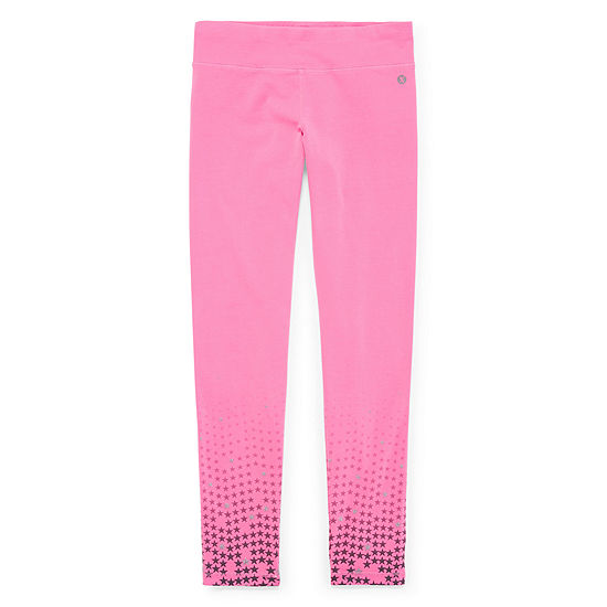 6119c4a582324 Xersion™ Solid Skinny Yoga Pants - Girls 7-16 and Plus - JCPenney
