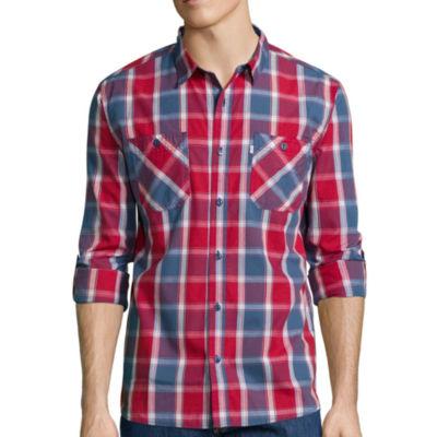 Levi's® Beier Long Sleeve Woven