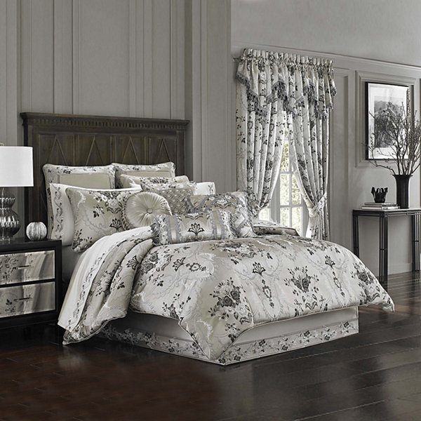 Queen Street Arabella 4-pc. Comforter Set