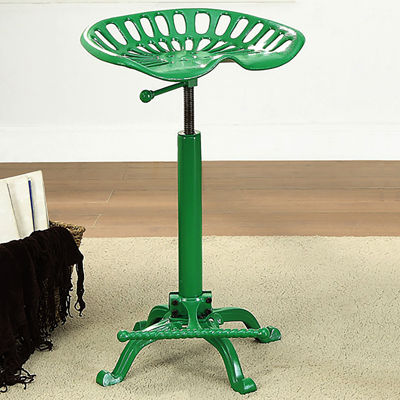 Adjustable Tractor Seat Stool