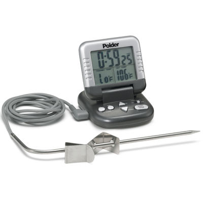 Polder® Classic Digital In-Oven Thermometer
