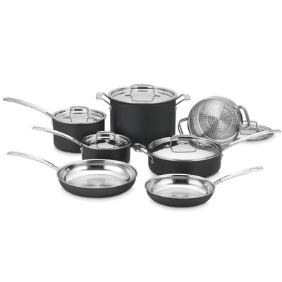 Cuisinart® Multiclad Unlimited 12-pc. Cookware Set