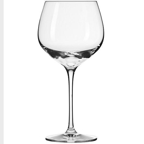 Krosno Nina Set Of 6 Red Wine Glasses