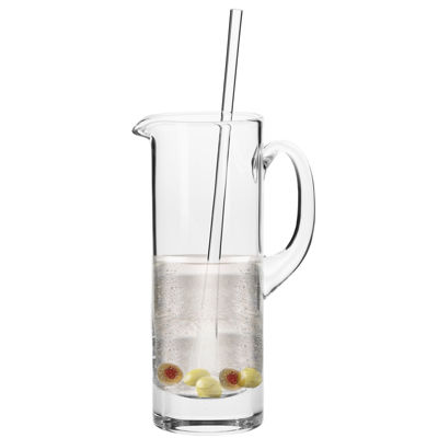 Krosno Bond Martini Pitcher With Stirrer