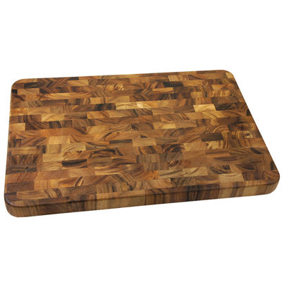 Ironwood Large End Grain Prep Station